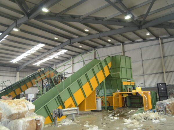 chain conveyor steel slat