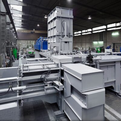 unoTech Twin Ram factory
