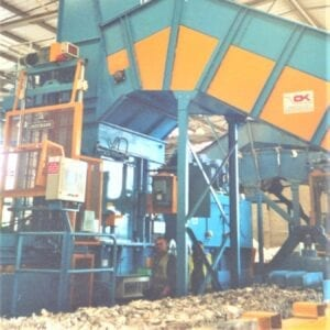 baler feed steel belt conveyor